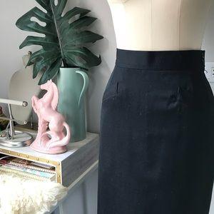 Vintage • Copywriter Skirt